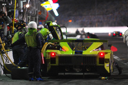 #75 Krohn Racing Ford Lola: Oliver Gavin, Tracy Krohn, Eric van de Poele