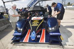 #66 de Ferran Motorsports Acura ARX 02a Acura: Simon Pagenaud