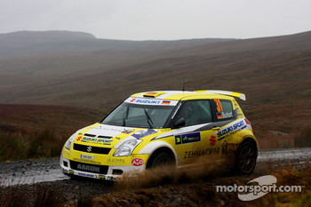 Aaron Burkart and Michael Koelbach, Suzuki Swift S1600