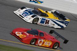 Argo Mazda GTP and Intrepid Chevrolet GTP