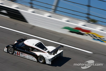 #61 AIM Autosport Ford Riley: David Empringham, John Farano, Alex Figge, Burt Frisselle, Mark Wilkins