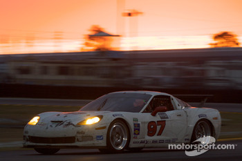 #97 Stevenson Motorsports Corvette: Galen Bieker, Ryan Eversley, James Gue, Tom Long