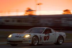 #97 Stevenson Motorsports Corvette: Galen Bieker, Ryan Eversley, James Gue, Tom Long