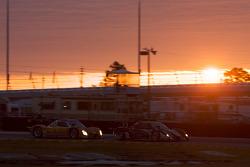 #2 Childress-Howard Motorsports Pontiac Crawford: Rob Finlay, Casey Mears, Danica Patrick, Andy Wallace, #10 SunTrust Racing Ford Dallara: Max Angelelli, Brian Frisselle, Pedro Lamy, Wayne Taylor