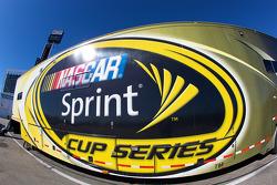 NASCAR Sprint Cup Series hauler
