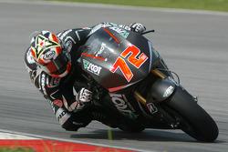 Yuki Takahashiof Scot Racing