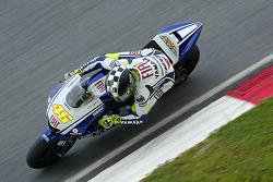 Valentino Rossi of Fiat Yamaha Team