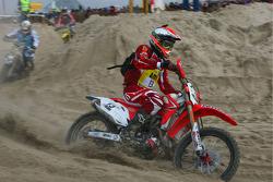 #13 Mc Pecqencourt Honda 450 4T: Sergei Potisek