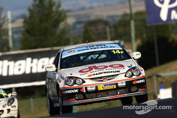 #14 Disc Brakes Australia, Honda Integra: Peter Conroy, Carl Schembri, Richard Gartner