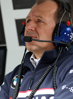 Willy Rampf, BMW-Sauber, Technical Director