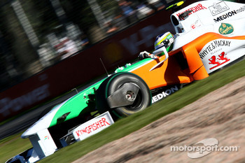 Giancarlo Fisichella, Force India F1 Team, VJM-02, VJM02, VJM 02