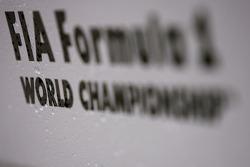 Formula 1 World Championship logo
