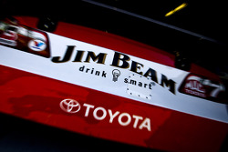 Jim Beam Toyota detail