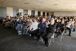 FIA-GT press conference