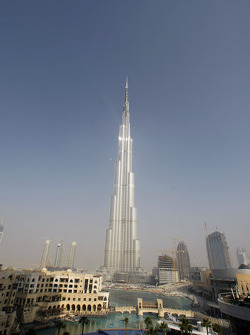 Burj Dubai, the highest construction in the World