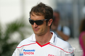Jarno Trulli, Toyota