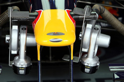 Air cooling of a Red Bull