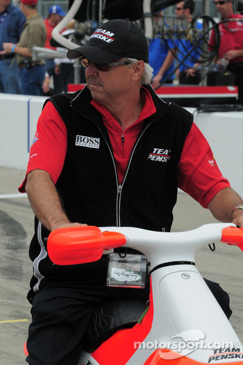 Rick Mears, 4 time Indianapolis 500 winner