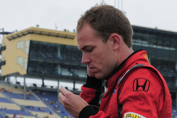 Robert Doornbos, Newman/Haas/Lanigan Racing