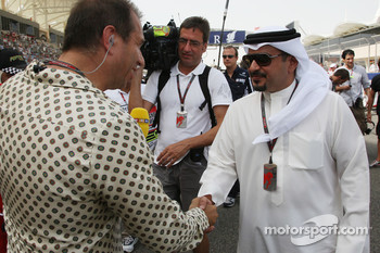 Kai Ebel, TV and Mohammed bin Sulayem