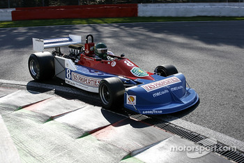 #8 Rodrigo Gallego (P) March 761/8, MEC Auto (1976)