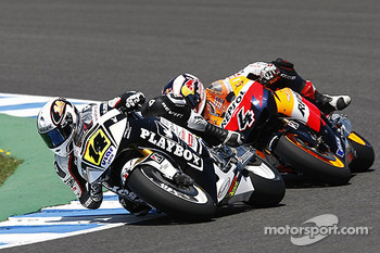 Randy De Puniet, LCR Honda MotoGP, Andrea Dovizioso, Repsol Honda Team