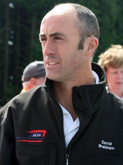 David Brabham, 1989 F3 Champion
