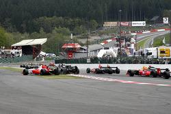 #8 Prema Power Team: Frankie Provenzano, #15 Interwetten.com: Tobias Hegewald
