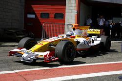Renault F1 demonstration