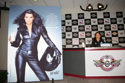 Danica Patrick is the latest spokesperson for the