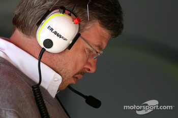 Ross Brawn Team Principal, Brawn GP