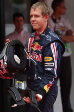 Sebastian Vettel, RedBull Racing