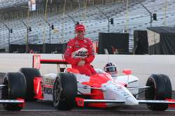 Pole Sitter, Helio Castroneves, Team Penske