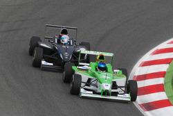 Ramon Pineiro, Fisichella Motor Sport International SPA and Rupert Svendson-Cook Robertson Racing