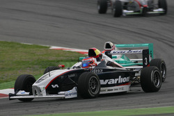 Facu Regalia, Josef Kaufmann Racing and Jazeman Jaafar, Eifelland Racing