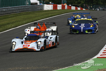 #009 Aston Martin Racing Lola Aston Martin: Harold Primat, Miguel Ramos, Darren Turner