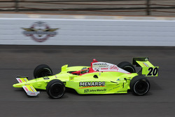 Ed Carpenter, Vision Racing