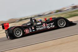 #37 Intersport Racing Lola B06/10 AER: Jon Field, Clint Field, Chapman Ducote