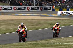 Dani Pedrosa, Repsol Honda Team, Andrea Dovizioso, Repsol Honda Team