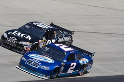 Kurt Busch and Casey Mears