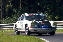 #34 Porsche 911: Siegfried Lapawa, Michael Roock