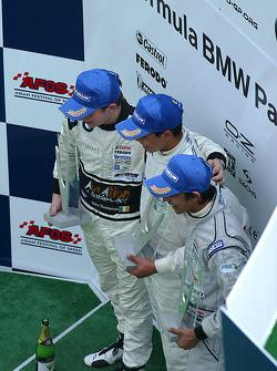 Race 3 Podium