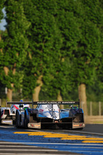 #17 Pescarolo Sport Peugeot 908: Benoit Trluyer, Jean-Christophe Boullion, Simon Pagenaud