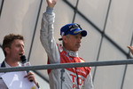 LMP1 podium: Rinaldo Capello