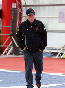 Norbert Vettel, Father of Sebastian Vettel