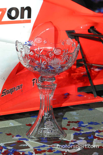 The Foyt-Rutherford Trophy