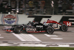 Marco Andretti, Andretti Green Racing and A.J. Foyt IV, A.J. Foyt Enterprises