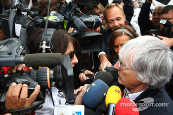 More questions for Bernie Ecclestone