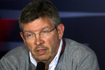 FIA press conference: Ross Brawn Brawn Grand Prix Team Principal