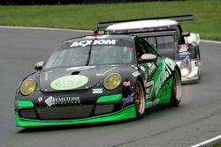 #67 TRG Porsche GT3: Andy Lally, Justin Marks